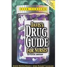 Davis' Drug Guide for Nurses (Book + Disk)