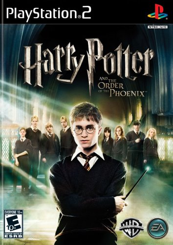 Harry Potter and the Order of the Phoenix - PlayStation 2 (Harry Potter And The Sorcerers Stone Rom)