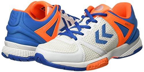 Adultes blanc Hb Chaussures Blanc Pour 180 Hummel Aerocharge De 9001 Fitness Unisex qUUtvxTwY