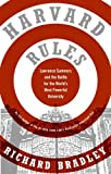 Harvard Rules, Richard Bradley, 0060568550