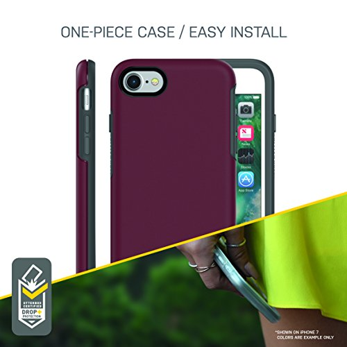 OtterBox 77-56669 SYMMETRY SERIES Case for iPhone 8 & iPhone 7 (NOT Plus) by OtterBox (Image #4)