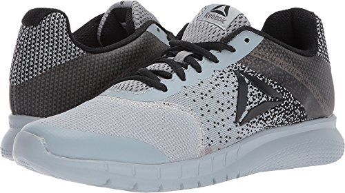 Reebok Men's Instalite Running Shoe, Meteor Grey/Black, 11 M - Meteor Online Man