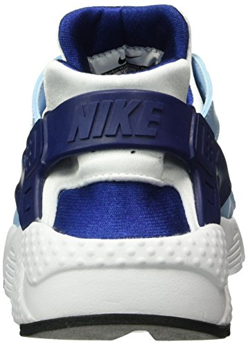 De Royal Huarache Running Para Deep Blue bluecap Mujer Nike Zapatillas black Blanco gs white Run qRwxdIPT