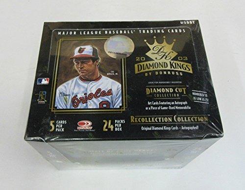 2003 Donruss Diamond Kings Baseball Box (Hobby)