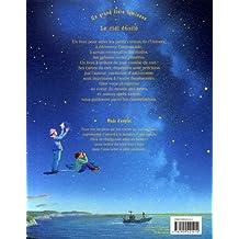 Un grand livre lumineux: le ciel étoilé