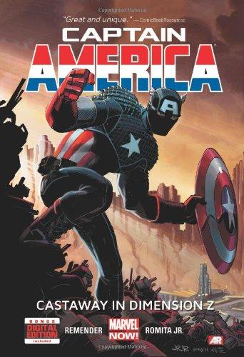 Captain America, Vol. 1: Castaway in Dimension Z, Book 1 ebook