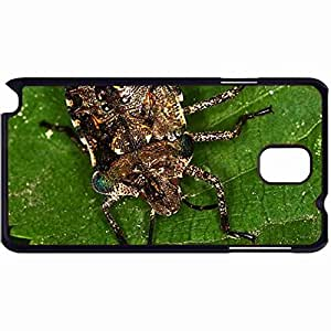 New Style Customized Back Cover Case For Samsung Galaxy Note 3 Hardshell Case, Back Cover Design Insect Personalized Unique Case For Samsung Note 3 wangjiang maoyi