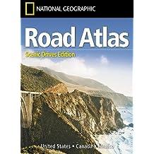 Road Atlas: Scenic Drives Edition [United States, Canada, Mexico]