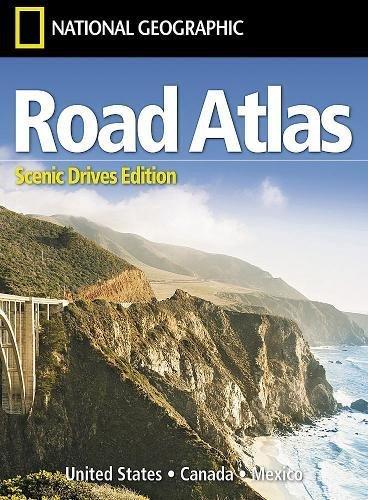 us canada road atlas - 4