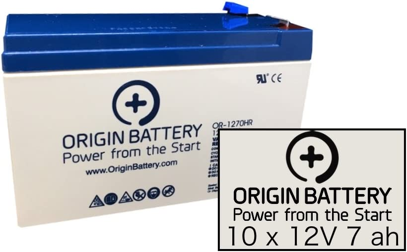 Minuteman CP3000 Battery Replacement Kit
