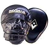 Revgear Curved Contoured Focus Mitts Pair