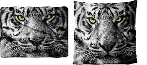 American Heritage Collection Pillow  and Silk Touch Throw  S