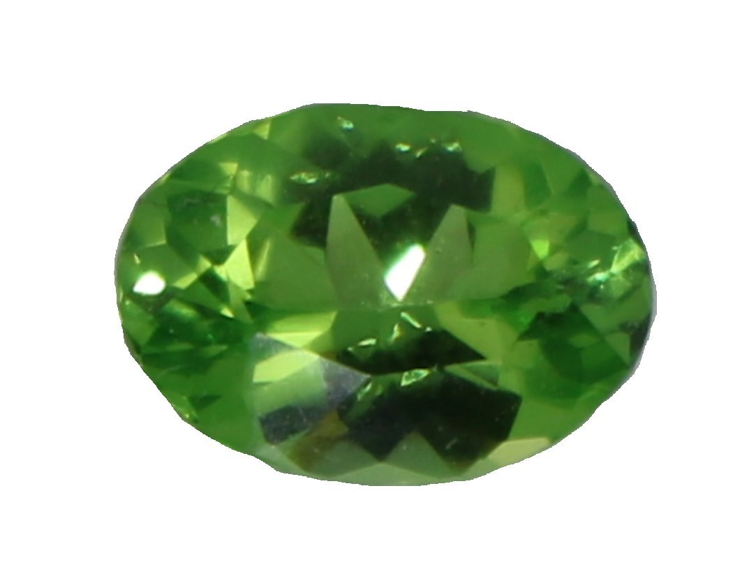 Tsavorite 1.05ct Promotes Manifestation,Health and Protection