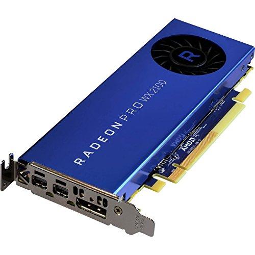 AMD RADEON PRO WX 2100 2GB GDDR5 PCIE 1XDP 2XMDP (Amd Graphics)
