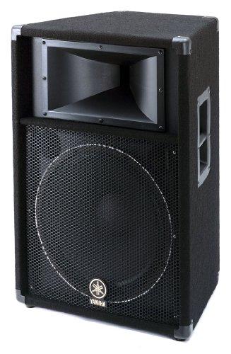 Yamaha Club V Series S115V, 15-Inch, Black, Loudspeaker, ()