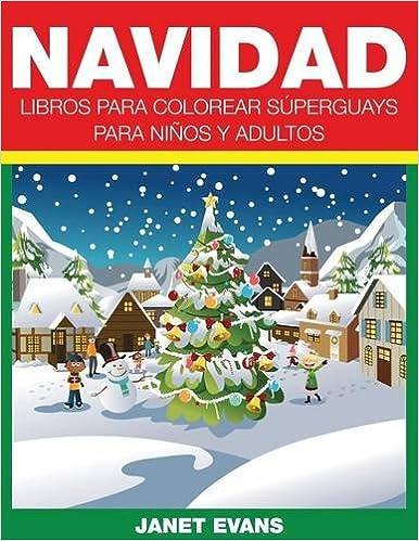 Descarga gratuita de libros en inglés Navidad: Libros Para Colorear ...