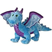 "Blue Dragon with Sound 18"" Plush"