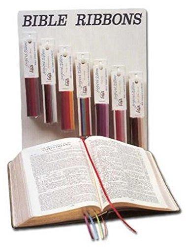 New Wine Bible Ribbon Markers ()