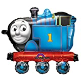 Air Walker : Thomas The Tank Engine The Tank Buddies Birthday Party Balloon