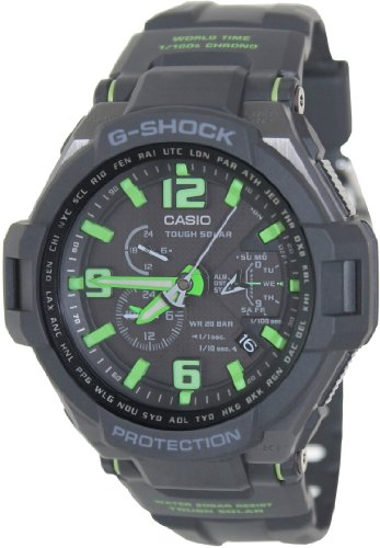 Casio G Shock Black Watch G1400 1A3