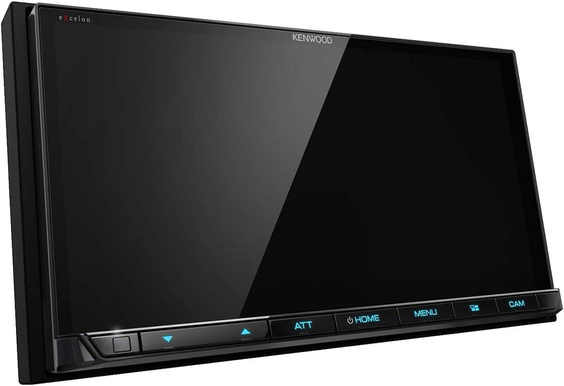 Kenwood DMX906S 6.95 Digital Media Touchscreen Receiver