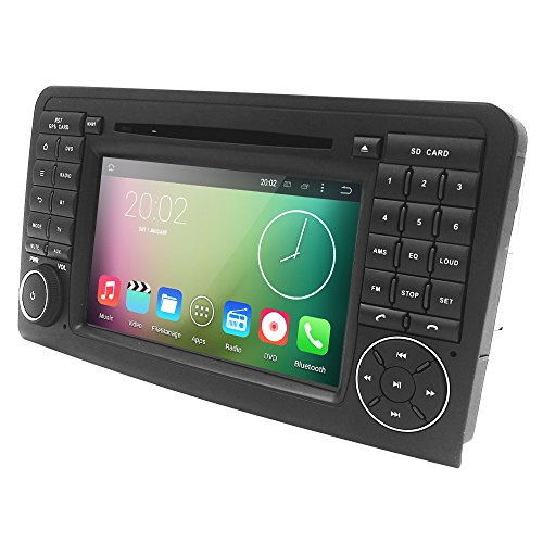 HIZPO Android Navigation Mercedes Benz GL Class product image