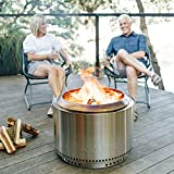 Solo Stove Yukon with Stand Fire Pit Combo Bundle