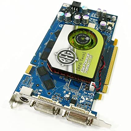 Amazon BFG Tech GeForce 7950GT OC 256MB DDR3 PCI Express E