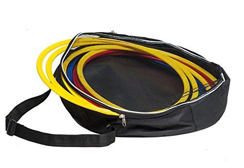 Cawila Transporttasche Tasche Für Koordinationsringe, Schwarz, 50 cm, 00510132