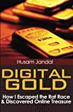 img - for Digital Gold: How I Escaped the Rat Race and Discovered Online Treasure book / textbook / text book