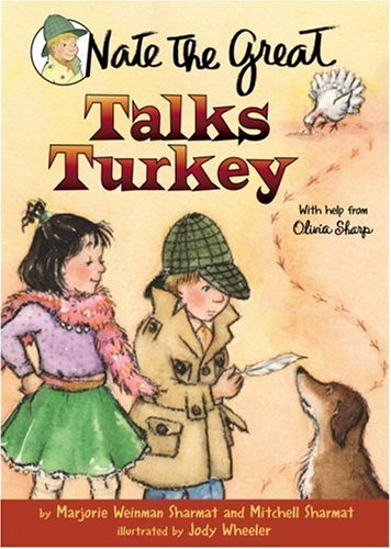 Read Online Nate the Great Talks Turkey pdf