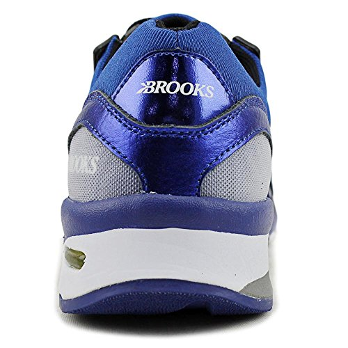 Brooks Heritage Mens Regent Sodalite Blauw / Zwart 8 D Ons