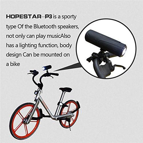 Desconocido HOPESTAR P3 - Altavoz inalámbrico para Bicicleta ...
