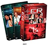 ER: The Complete Seasons 123 (3-Pack)
