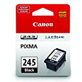Genuine Canon PG-245 Ink Cartridge, Black