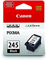 Genuine Canon PG-245 Ink Cartridge, Black