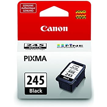 canon mg3600 ink Canon PG-245 Black Ink Cartridge  Compatible to iP2820, MG2420, MG2924, MG2920, MX492, MG3020, MG2525, TS3120, TS302, TS202, TR4520