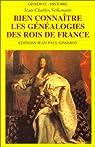 Bien connaître les généalogies des rois de France par Volkmann