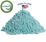 LuxyFluff Shredded Memory Foam with Cooling Gel Fill - CertiPUR-US Certified - Made in USA - 5lbs