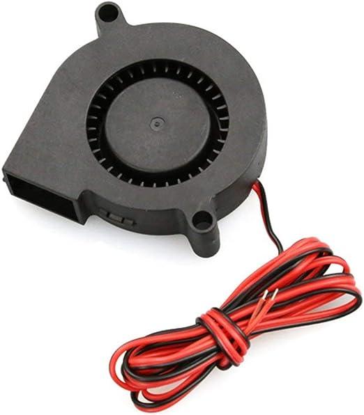 1 Mini Ventilador de refrigeración 3D para Impresora 3D 5015 ...