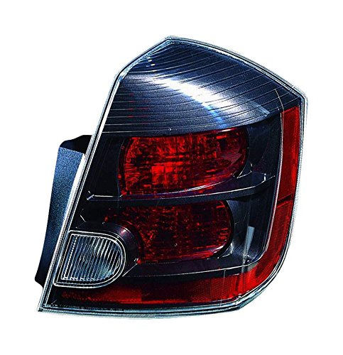 Depo 315-1958R-AF2 Nissan Sentra Passenger Side Replacement Taillight Assembly (NSF Certified)