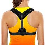 Back Posture Corrector Brace - Posture Brace -  - Figure 8 Brace Clavicle Support Brace - Posture Support - Slouching Brace - Fix Posture - Posture Straps Small/Medium