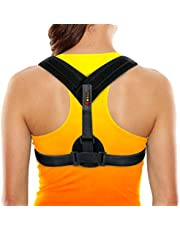 4well Back Posture Corrector Brace-Posture Brace-Figure 8 Brace Clavicle Support Brace - Posture Support - Slouching Brace