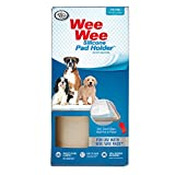Four Paws Wee-Wee Silicone Dog Housebreaking Pad Holder