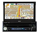 "Jensen VX7012, 7"" DVD Navigation Receiver with Bluetooth"