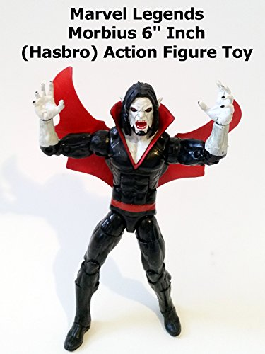 Review: Marvel Legends Morbius 6