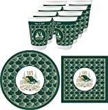 Westrick 145th (2019) Kentucky Derby Party Supplies 72 Pieces Serves 24