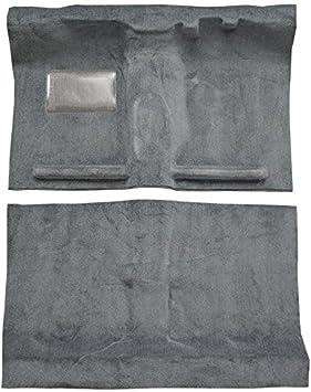 1984 to 1989 Toyota 4Runner Carpet Custom Molded Replacement Kit, Passenger Area Only (801-Black Plush Cut Pile) ACC