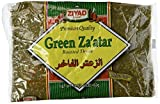 Ziyad Green Zaatar Roasted Thyme, 16 oz (2 Pack) by Ziyad