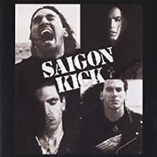 saigon kick discography mega